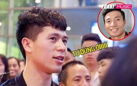 Về nước, Đình Trọng được fan đón như idol Hàn Quốc, luôn miệng nói nhớ Tư Dũng