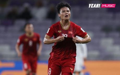 Siêu phẩm của Quang Hải trở thành Bàn thắng đẹp nhất VCK Asian Cup 2019