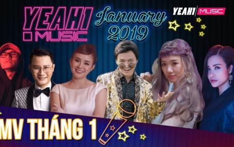 """Vpop tháng 1/2019: Loạt nghệ sĩ """"lột xác"""" ngoạn mục, chào năm mới với những bài hát tươi vui"""