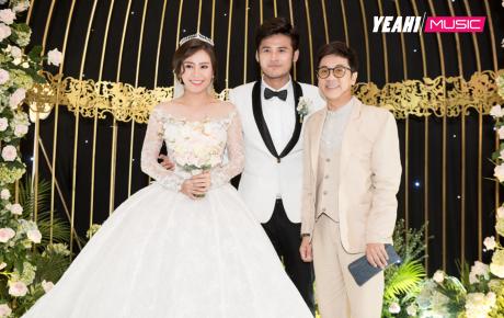 """Dàn sao Việt ăn diện lộng lẫy đến dự đám cưới nữ diễn viên """"Gạo nếp gạo tẻ"""" và ông xã"""