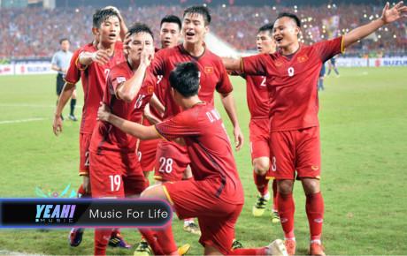 Đội tuyển Việt Nam yên tâm chiến đấu, còn việc sáng tác nhạc cổ vũ cứ để fan lo
