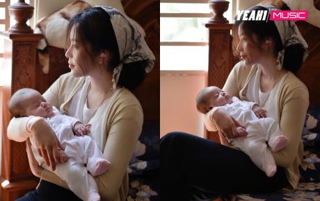 """Trường Giang thông báo Nhã Phương sinh công chúa, Nam Em cũng khoe """"con"""" kháu khỉnh không kém"""