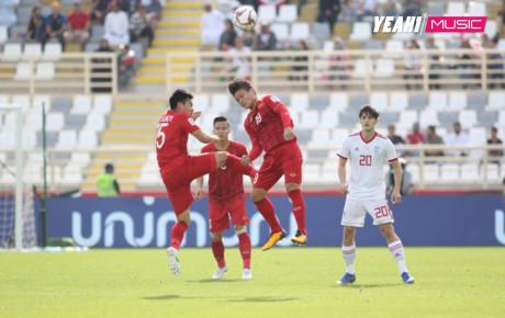 Chấm điểm Việt Nam 0-2 Iran: Nổi bật Văn Lâm, hàng thủ kiên cường!