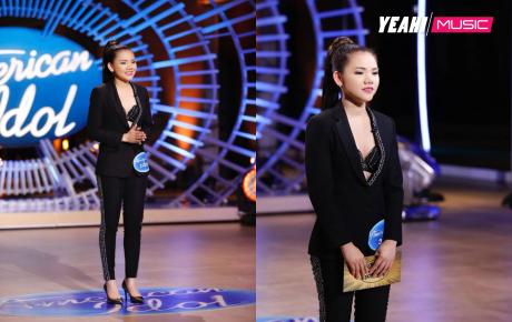 """Quán quân X-Factor Việt Minh Như khiến giám khảo American Idol """"há hốc"""" vì giọng quá khủng"""