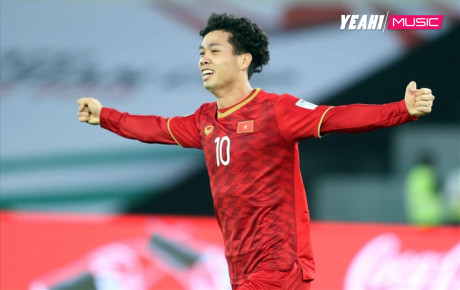Công Phượng bỏ xa đối thủ, trở thành chủ nhân Bàn thắng đẹp nhất vòng 1/8 Asian Cup 2019