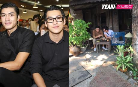 Quang Đại và Thiên Minh bị bắt gặp đi du lịch thân thiết cùng nhau sau nhiều lần bị đồn hẹn hò