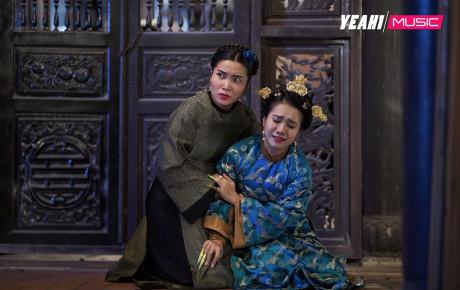 Tập 3 'Bí mật Trường Sanh Cung': Hậu cung tiếp tục giết hại nhau, Trang Phi đứng sau điều khiển