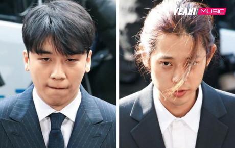 """Phiên thẩm vấn đầu tiên: Seungri từ chối nộp điện thoại, Jung Joon Young dùng """"trò"""" cũ, nghi ngờ đã bàn bạc trước"""