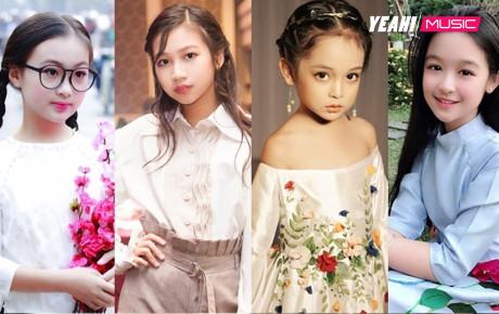 """Top 4 """"tiểu mỹ nhân Việt"""" được khuyên thi hoa hậu khi đủ tuổi vì chắc chắn làm nên chuyện"""