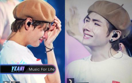 V (BTS) bật khóc trên sân khấu concert, xin lỗi fan vì lý do bất ngờ