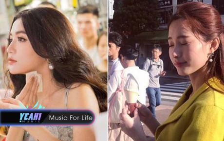 Những khoảnh khắc bị chụp lén của sao Việt: Lau mồ hôi, nhắm tịt mắt vẫn đẹp xuất thần