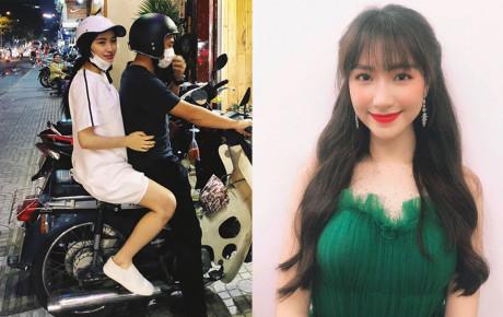 Giữa nghi án bầu bí, Hòa Minzy bất ngờ tiết lộ đã tăng 6kg