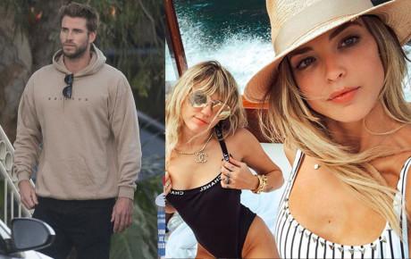 Cảm xúc Liam trước - sau khi chứng kiến Miley Cyrus hôn bạn đồng giới: Đau đớn, những tưởng có thể ở bên nhau mãi!