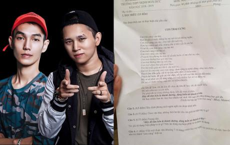 """Bài rap """"Con trai cưng"""" của hai rapper nổi tiếng K-ICM, B Ray gây nhiều tranh cãi"""