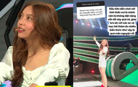 """Bạn gái Quang Hải - Nhật Lê lý giải việc trả lời """"ngô nghê"""" trong chương trình Nhanh Như Chớp: """"Do mồm nhanh hơn não"""""""