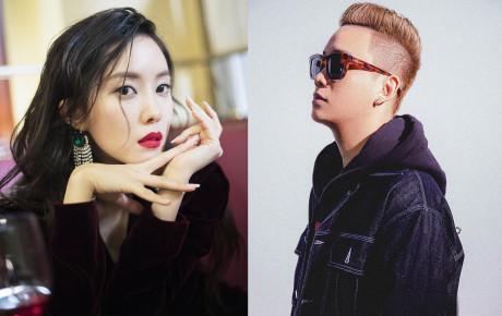 Bất ngờ chưa, không phải B Ray mà chính JustaTee mới là nghệ sĩ Việt Nam kết hợp cùng Hyomin (cựu thành viên T-Ara )