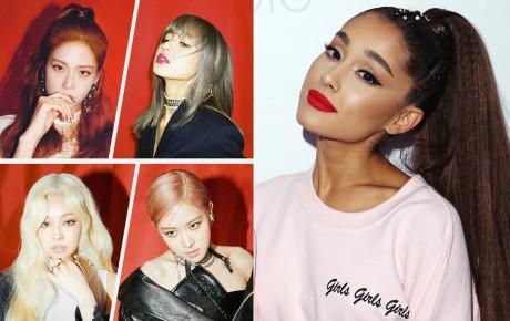 Ariana Grande bị nhiều đàn em soán ngôi vương trong đó có BlackPink - liệu tháng 4 có phải là chuỗi ngày buồn?
