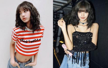 Lisa (BLACKPINK) lại khiến netizen mất máu với ảnh 4 triệu like: Để tóc đen thôi mà sexy gấp bội, ai chịu được đây?