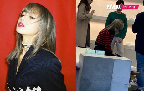 """Gây """"bão"""" với teaser comeback cực đỉnh, Lisa (BlackPink) đã khiến fan lo sốt vó vì gặp chấn thương?"""