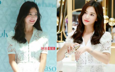 Chỉ một câu nói của fan, Song Hye Kyo nở nụ cười đầu tiên giữa cơn bão ly hôn