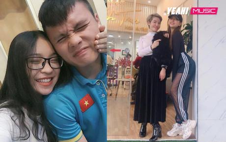 """Bạn gái Quang Hải bị bóc phốt chỉnh vòng 3 đến... méo tường, gia nhập hội """"bẻ cong vạn vật"""""""