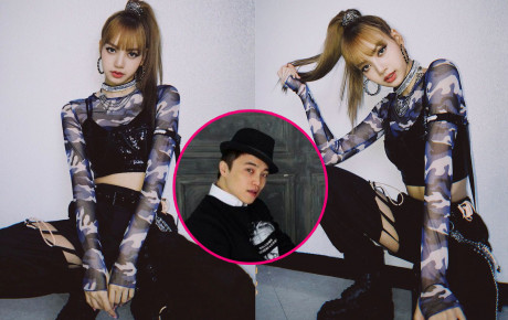 Đỉnh cao của Lisa (Black Pink): Khả năng vũ đạo thần sầu đến mức lấn át cả vũ sư nổi tiếng của Kpop