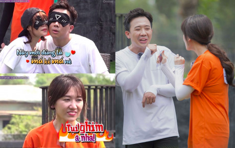 """Hari Won nhắc khéo Trấn Thành khi """"cặp đôi"""" với Lan Ngọc: """"Cuộc chơi thì ngắn nhưng cuộc đời thì dài lắm"""""""