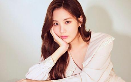 """Rời """"Big3"""" SM trong hòa bình, """"em út ngoan ngoãn"""" Seohuyn ngày nào trở nên xinh đẹp và táo bạo hơn"""