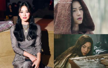 """Song Hye Kyo bất ngờ thay đổi hình tượng, từ """"bánh bèo"""" nhẹ nhàng sang make up tông đậm cá tính phải chăng là...vì chồng?"""