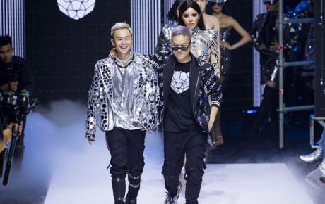 Hát có một câu, BinZ act cool đã làm loạt người đẹp Võ Hoàng Yến, Ngọc Trinh, Minh Tú đứng hình mất 5s thế này
