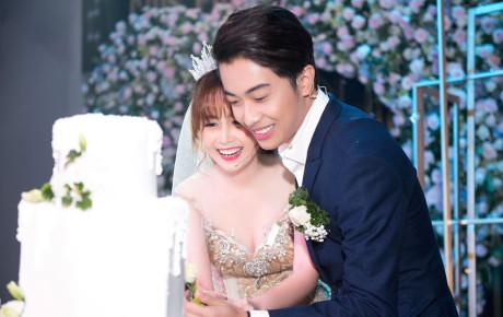 Tiết lộ thực đơn thượng hạng trong đám cưới Cris Phan - Mai Quỳnh Anh tại Sài Gòn