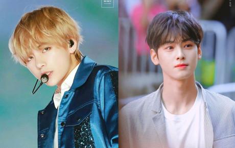 """Top 6 nam idol visual khiến cả làng Kpop """"nghiêng mình"""": TaeHuyng xếp sau Cha Eun Woo?"""