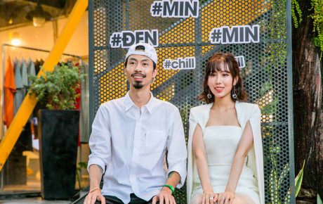 Đen Vân nắm tay Min leo hẳn top trending, sau 24 giờ đã đứng ở vị trí đầu bảng xếp hạng