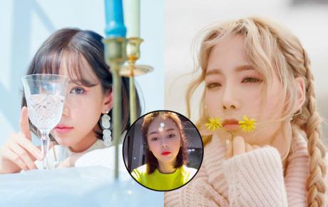 """Giữa nghi vấn """"trùng hợp"""" ca khúc mới của Min và Taeyeon, Liz Kim Cương cover bản mashup cả 2 bài hát"""