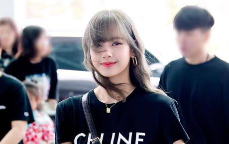 """Lisa """"đơn thân độc mã"""" xuất hiện tại sân bay với trang phục đơn giản, nhưng vẫn thần thái không khác gì đi catwalk thảm đỏ"""