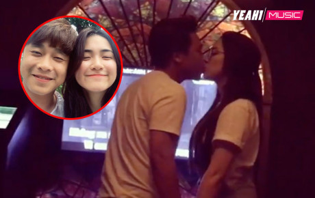 Clip: Vừa song ca hit Đức Phúc với bạn trai vừa hôn nhau ngọt ngào, Hòa Minzy làm thế có tội cho FA không đây