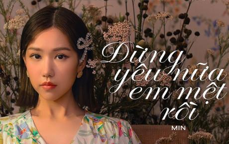 Hào phóng tung teaser 1 phút bài hát mới, Min làm fan ngây ngất từ những lyric ngôn tình đầu tiên