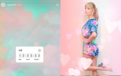"""BTS và BlackPink """"chiến"""" nhau trên Youtube chưa đủ hot? Taylor Swift sẽ tham chiến vào ngày 26 này bằng sản phẩm mới toanh"""