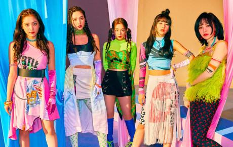 Red Velvet lục đục comeback, lần đầu tiên có nhóm nhạc thực hiện concept rùng rợn bí hiểm lại có nhiều màu sắc đến vậy
