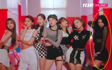 """""""Thiên thần lai"""" Nancy bị ra rìa trong teaser MV mới vì giảm cân không thành công?"""