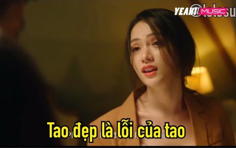 101 ảnh chế hài hước vì câu nói có sức lan truyền mạnh mẽ của Hương Giang trong MV mới
