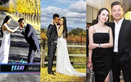 """Sau 4 năm """"về chung nhà"""", Tuấn Hưng và vợ sang Mỹ chụp ảnh cưới lung linh"""