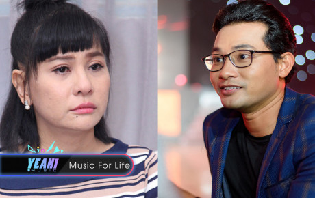 Bị lôi vào scandal An Nguy - Cát Phượng - Kiều Minh Tuấn, vợ chồng Huỳnh Đông cay đắng bật khóc