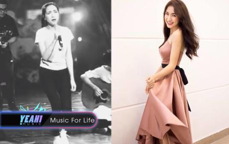 """Đăng clip tập live """"Chấp nhận"""", Hòa Minzy vẫn có thể khiến fan """"rần rần"""" chia sẻ vì hát quá ngọt"""
