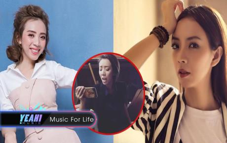 """""""Hoa hậu hài"""" Thu Trang cover """"Ngày chưa giông bão"""", CĐM bình luận: """"Không thể thảm họa hơn"""""""