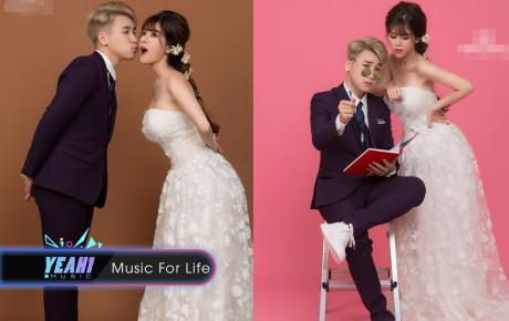 """HOT: Lộ ảnh cưới """"tình bể bình"""" của Vlogger Huy Cung, chính thức xác nhận đã là """"chồng người ta"""""""