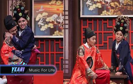 """Trấn Thành lại ôm ấp, tay trong tay cùng """"Hoàng thượng"""" Anh Tú này Hari Won ơi!"""