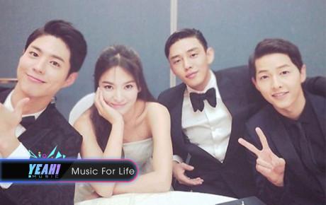 """Song Hye Kyo tiết lộ chuyện chồng trẻ """"dằn mặt"""" đàn em Park Bo Gum khi đóng phim tình cảm cùng vợ"""