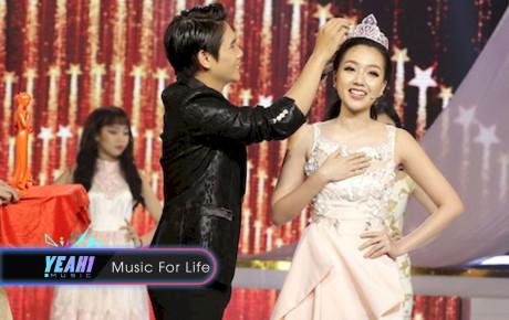 Băng Di bất ngờ đăng quang Hoa hậu sau phần thi ứng xử quá duyên dáng