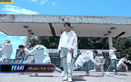 """Màn cover """"Fake Love"""" (BTS) quá ấn tượng: Nữ nhào lộn trên không, nam khoe 6 múi chẳng kém bản gốc"""